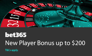 Bet365 - Claim your bonus now!