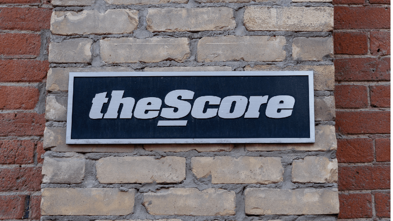 theScore Canada sports betting