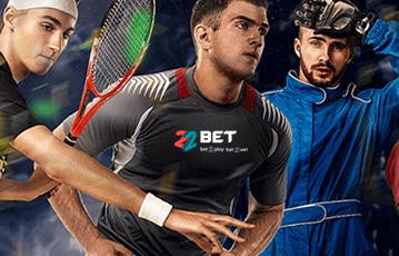 22Bet Sport Virtuell
