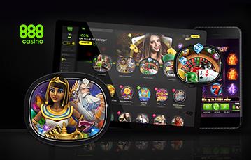 888 Casino App Test