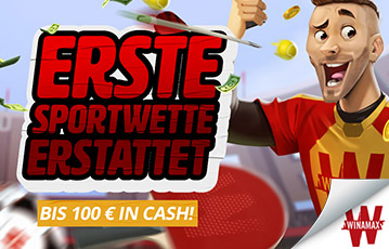 Winamax Sportwetten Bonus
