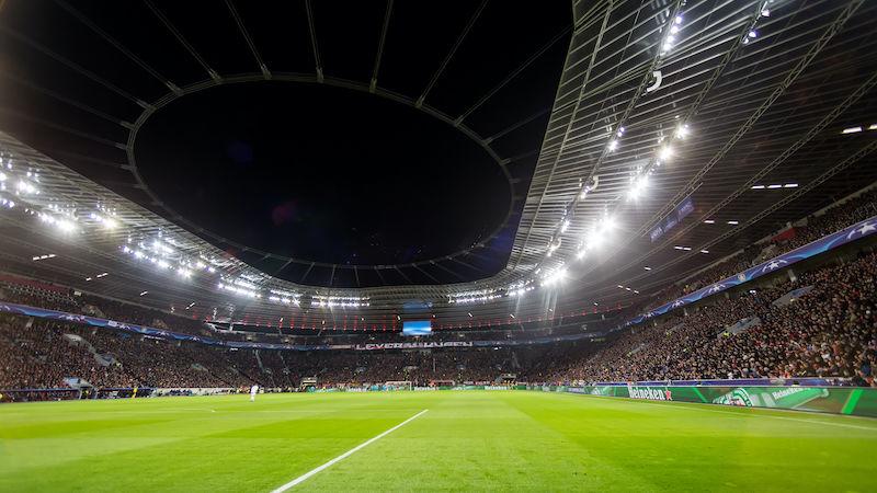 Bayer Leverkusen steht im Achtelfinale