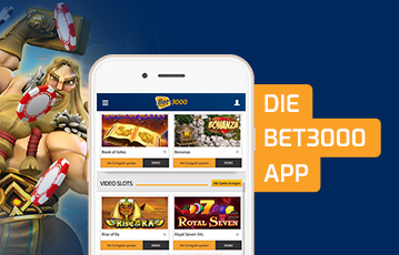 Bet3000 Casino Games