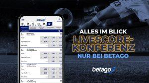 Betago Sportwetten Bonus