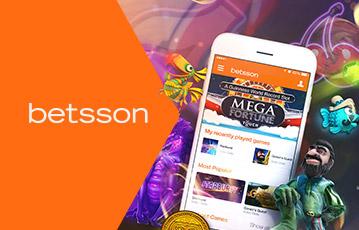 Betsson Test: Mobiles Casino-Erlebnis
