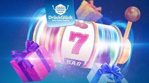 DrückGlück Spielothek Bonus Ratgeber: Rein ins Glück, aber richtig mit dem DrückGlück Slot Bonus!
