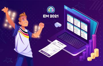EM 2021 Wettquoten
