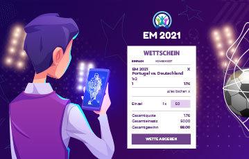 EM 2021 Wett-Tipps