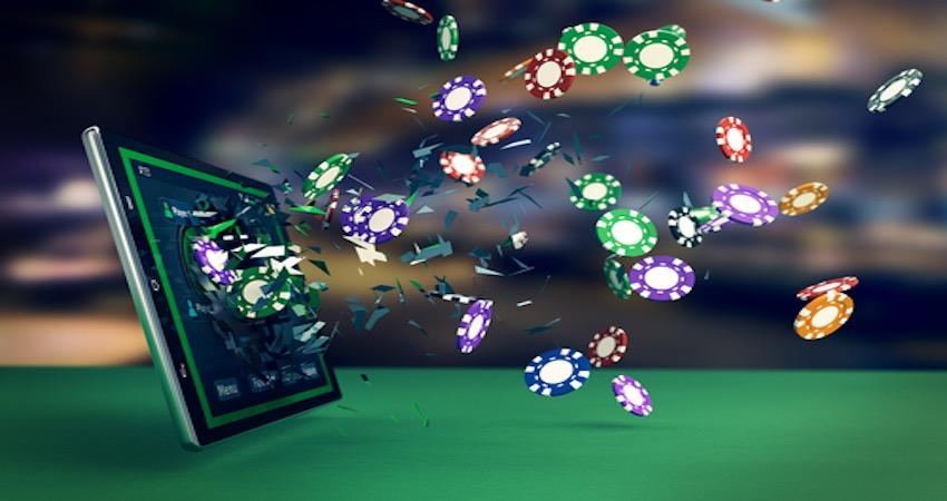 Glücksspiel Apps im Google Playstore