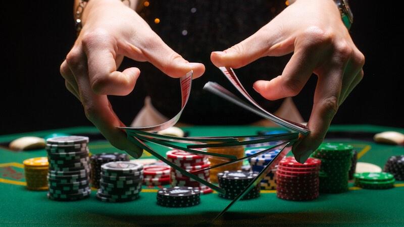 Illegales Glücksspiel in Österreich