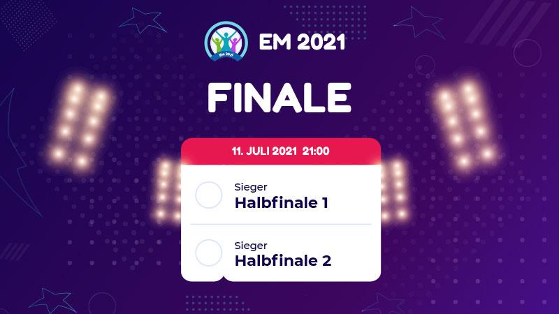 Italien - England Tipps EM 2021 Finale