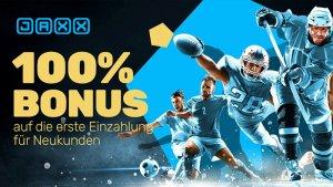 JAXX Sportwetten Bonus: So holst du dir das JAXX Bonus Angebot richtig