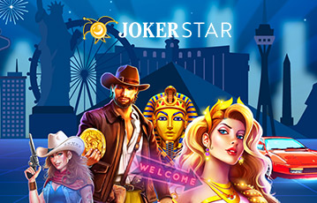 Jokerstar Spielangebot