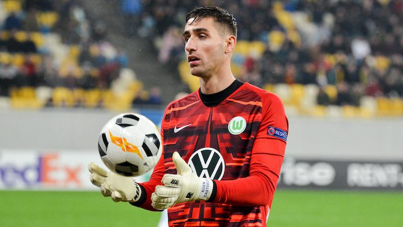 Koen Casteels VfL Wolfsburg