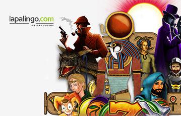 Lapalingo Test: Casino Games