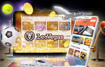 Leo Vegas Vorteile und Nachteile