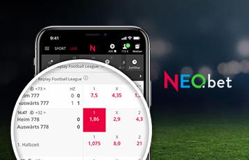 NEO.bet Sport Betting