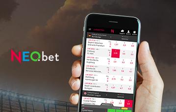 NEO.bet Sport mobil