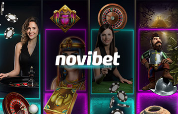 Novibet Spiele