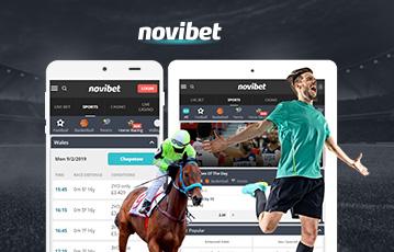 Novibet Sport mobil