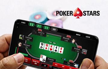 Pokerstars Test: Mobil immer dabei.