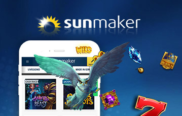 Sunmaker Spielothek App