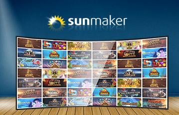 Sunmaker Spielothek Spiele