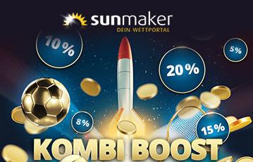 Sunmaker Sport Kombi Boost