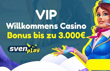 Sven Play Test: VIP Bonus
