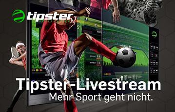 Tipster Live-Stream