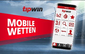 Tipwin Test: Mobiles Spielen