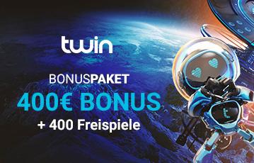Twin Casino Bonus Paket