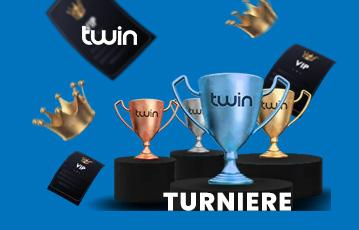 Twin Casino Test - Turniere