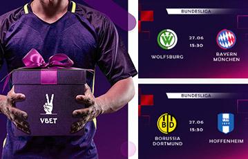Vbet Sport Bundesliga