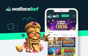 Wallacebet Casino Test