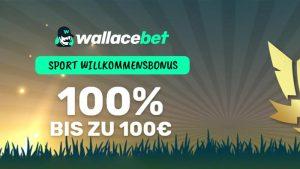 Wallacebet Sportwetten Bonus Ratgeber: Mach mehr aus deinem Wallacebet Wettbonus!