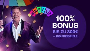 Wheelz Spielothek Bonus