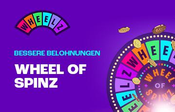 Wheel Spielothek Erfahrungen: Wheel of Spinz