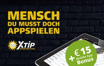 XTiP mobile: Merkur Sports auf dem Smartphone