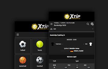 XTiP Erfahrungen: Merkur Sports Test
