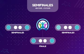 Eurocopa 2021 semifinales