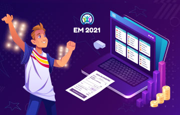Eurocopa 2021 cuotas