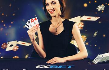 1xBetカジノ ライブカジノゲーム