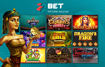 22Bet Casino Games