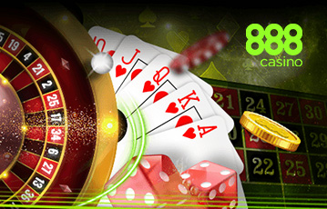 888Casino ライブカジノ テーブルゲーム