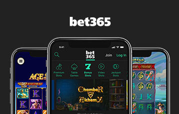 bet365 スロット・カジノゲームをスマホでプレイ
