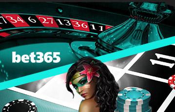 Bet365 ライブカジノでルーレットやバカラをプレイ