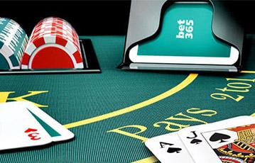Bet365 カジノ ライブカジノ・テーブルゲーム