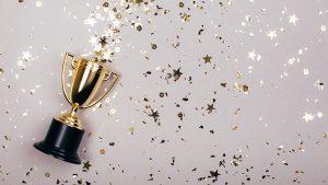 ブックメーカー・オンランカジノのトップテン入りを祝う