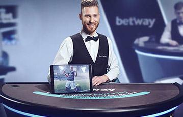 betway ライブカジノゲーム